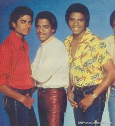 Love lives forever ♥ The Jackson Five, Jackson Family, Michael Jackson Hot, The Jacksons, The Brethren, Hottest Photos, Say Hello, Love Life, Boy Bands