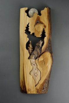 Woodcarving idea