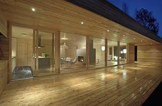 Финские деревянные дома из бруса — строительство, продажа — Effect 80, Honkatalot