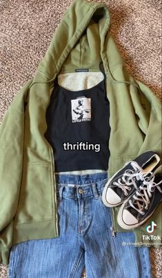 Warm Outfits, Trendy Outfits, Cool Outfits, Fashion Outfits, Indie Fashion, Brainstorm, Aesthetic Clothes, Thrifting, Outfit Ideas