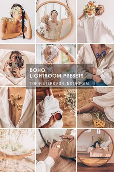 Professional Lightroom Presets, Lightroom Free Presets, Boho, Lightroom Tutorial, Photography For Beginners, Photoshop Actions, Instagram Feed, Photo Editing, Captions