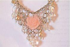 Smykke. Slekt i rosa