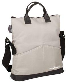 BabyHome Trendy Diaper Bag - Sand