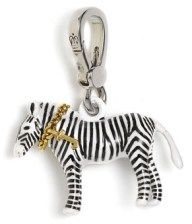 Juicy Couture Zebra Charm 2011