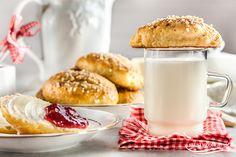 buns milky-buttery
