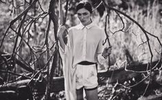 Pastel Bones, fashion film and editorial by Julia Trotti