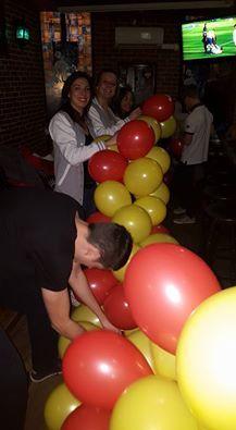 La fiesta Aixoise continue ce soir avec la tournée de ses bars ! Le BDE Escaet est prêt   ❖ Le Manoir  ❖ O'Shannon ❖ Le Brigand  ❖ The Kerry  ❖ Pub le B  ❖ Le Madison