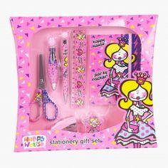 Party Rocker Little Princess Stationery - Set of 7