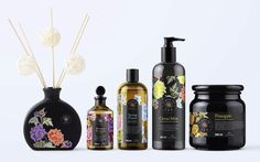Legend of Spa (Concept) on Packaging of the World - Creative Package Design Gallery