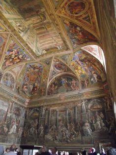 Vatican, Rome - Italy. Coolest place I've ever been