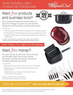And for those on the fence about signing up, the Pampered Chef blowout sale counts towards your $1250 in sales!!!  Plus towards the FREE items for FREE FOR ALL this month, FREE new spring products.  What are you waiting for?  Sign up at www.pamperedchef.biz/kimdeetman