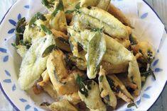 Fried Sage Recipe - La Cucina Italiana
