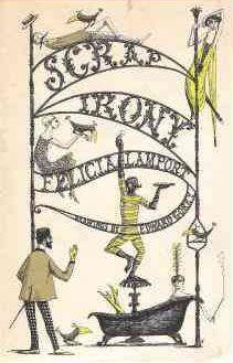 Edward Gorey illustrates snarky social commentary, 1961.