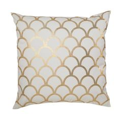 Gold Dot Pillow – Caitlin Wilson Textiles