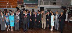 Reunión de Secretarios Generales para festejar el Día del Maestro.