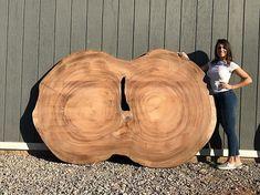 This _wood_ make a nice table! www.liveedgelust.com
