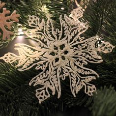 Snowflake - The 3Doodler