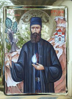 Byzantine Art, Byzantine Icons, Faith Of Our Fathers, Pray Always, Orthodox Christianity, Orthodox Icons, Christian Art, Oil On Canvas, Saints