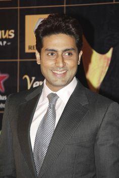 Abhishek Bachchan at  The Renault Star Guild Awards 2013.