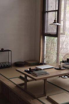 architecture/design/inspration in 2020 Japanese Style House, Japanese Interior Design, Japanese Home Decor, Home Interior Design, Interior Architecture, Interior Decorating, Japanese Bedroom, Tatami Room, Minimalist Home