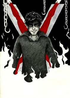 Ramsay Bolton from Game of Thrones #GOT #gameofthrones #ramsaysnow #ramsaybolton #bolton