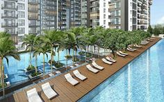 Buy a luxurious property with all modern facilities very near to Buangkok MRT station..