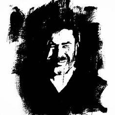 Ahmet Kaya - Kum Gibi  #ahmetkaya #sketch #kumgibi #acrylic