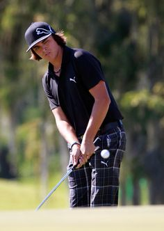 Rickie Fowler Photo - Magnolia Golf Course