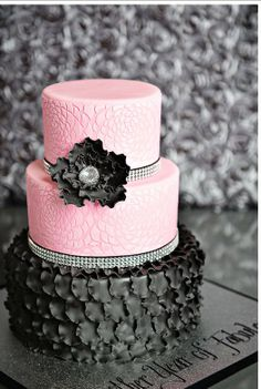 pink+birthday+cakes | Pink Birthday Cakes – Download latest pink black birthday cake ...