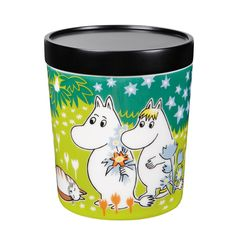 Moomin jar M, Tove's jubilee, by Arabia. Tove Jansson, Scandinavian Living, Marimekko, Nordic Design, Cool Toys, Color Patterns, Branding Design, Tableware, Cubes