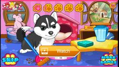 Cats And Dogs Grooming Salon Cartoon Video Games For Kids  Cats And Dogs Grooming Salon Cartoon Video Games For Kids Give your pet the pampering they deserve with this grooming game Watch More  on Pet Lovers