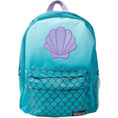 Loungefly Disney The Little Mermaid Ariel Cosplay Backpack Hot Topic ($3.99) ❤ liked on Polyvore featuring bags, backpacks, backpack pouch, zipper pouch bag, backpack bags, zip pouch and faux-leather backpack