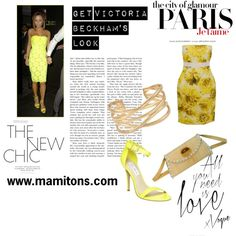 """""""Victoria Beckham inspired"""" by mamitons on Polyvore"""