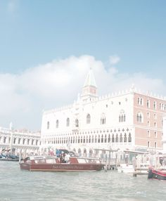 Markusplatz Venedig,  St. Mark's Square Venice,  Piazza San Marco a Venezia