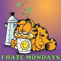 Garfields Monday...