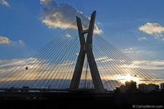 Ponte Estaiada – Construção de sentidos para São Paulo
