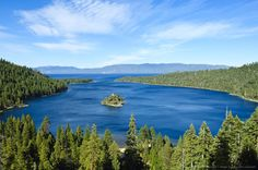 Emerald By ---Lake Tahoe