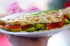 Prosciutto, Burritos, Mozzarella, Sandwiches, Brunch, Food, Breakfast Burritos, Essen, Meals