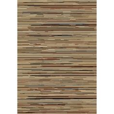 Caprice Contemporary Multicolor Polypropylene Area Rug (2' x 3') - Free Shipping On Orders Over $45 - Overstock.com - 19818271