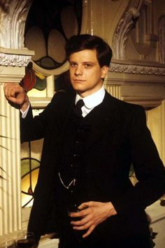 """Colin Firth in """"Lost  Empires"""" image"""