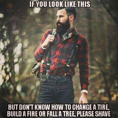 Hipster pretending to be a lumberjack, wearing a flannel, suspenders, and a beard. He's definetly not a lumberjack Hipster Stil, Estilo Hipster, Hipster Men Style, Hipster Fashion Guys, Rugged Style, Snow Fashion, Mens Fashion, Fashion Menswear, High Fashion