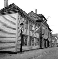 Baneveien fra marcus.uib.no Bergen, Norway, History, Outdoor Decor, Historia