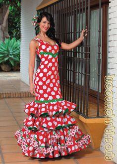 guadalupe moda flamenca 2014 - Google keresés