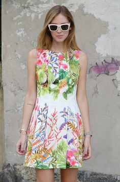 Spring power by blonde salad fashion blogger!