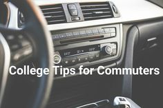 College Tips for Commuters - Playground of Randomness College Majors, Scholarships For College, College Hacks, Cousins, College Commuter, Life After High School, Med School, Going Back To College, University Of Houston