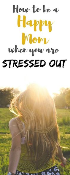 I have been super stressed lately, and I thought I was doing a good job hiding that from my kids... until my son made a comment that opened my eyes. These methods have helped my to stop stress-parenting!