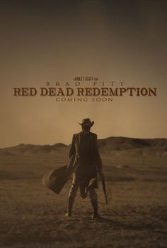 If video games were movies - Red Dead Redemption