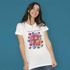#peces gordos , una #camiseta para chicas importantes... la tienes en mattfactory.com