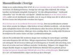 #Massutdöende i Sverige http://supermiljobloggen.se/nyheter/2015/06/andrad-markanvandning-driver-varlden-mot-massdod?