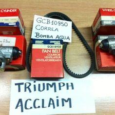 Outlet Triumph Acclaim